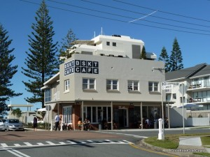 BSKT Café, Mermaid Beach