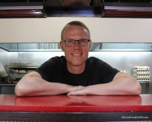 Chef Profile – Peter Dufty, Caffe Republic