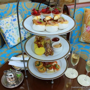 High Tea at Palazzo Versace