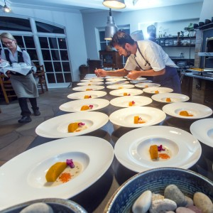 A 'Noma experience' at the Intercontinental