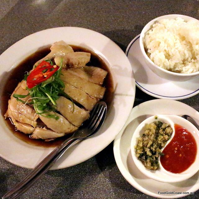 Ipoh Satay House_Hainanese Chicken