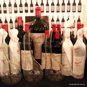 Penfolds Dinner at The Intercontinental Sanctuary Cove Resort
