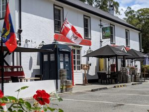 The Fox & Hounds Country Inn